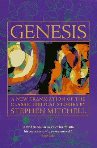 9780060928568: Genesis: New Translation of the Classic Bible Stories, A