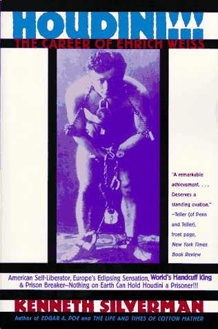 9780060928629: Houdini!!!: The Career of Ehrich Weiss