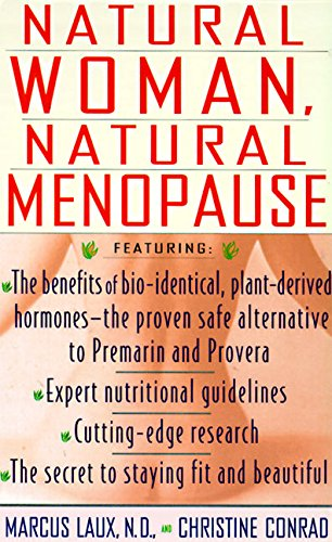 9780060928940: Natural Woman, Natural Menopause