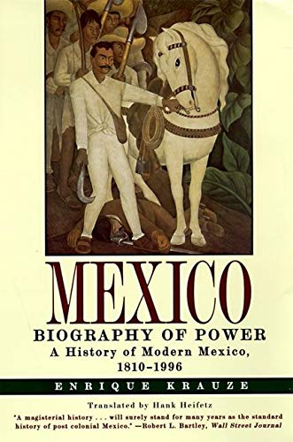 9780060929176: Mexico: Biography of Power: A Biography of Power