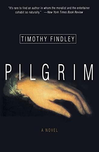 9780060929374: Pilgrim: A Novel