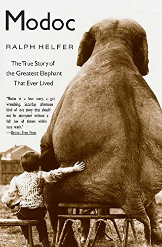 9780060929510: Modoc: The True Story of the Greatest Elephant That Ever Lived