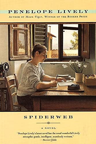 9780060929725: Spiderweb: A Novel