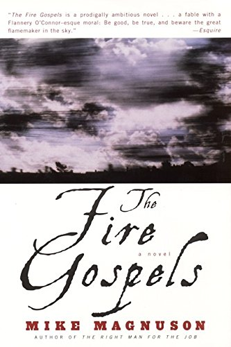 9780060930103: The Fire Gospels: A Novel