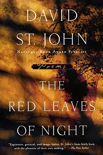 9780060930165: Red Leaves of Night, The