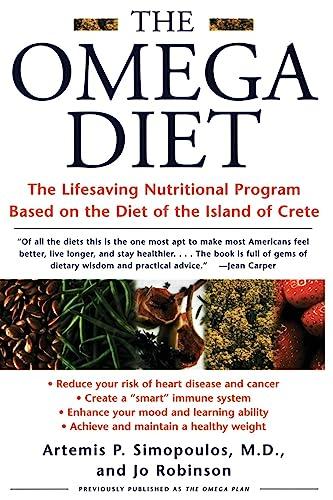 The Omega Diet: Simopoulos, Artemis P.; Robinson, Jo