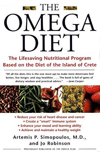 9780060930233: The Omega Diet