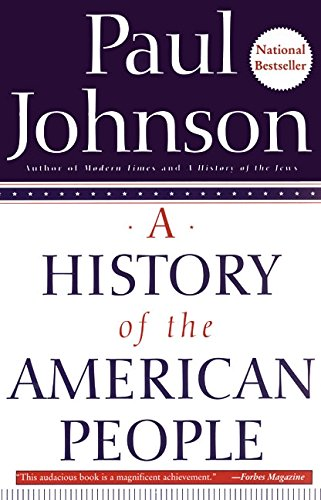 9780060930349: A History of the American People