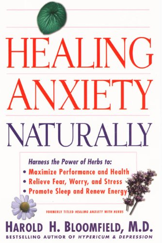 9780060930356: Healing Anxiety Naturally