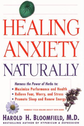 9780060930356: Healing Anxiety Naturally