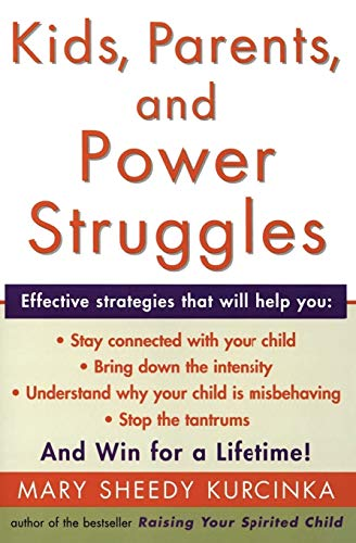 9780060930431: Kids, Parents, and Power Struggles: Winning for a Lifetime