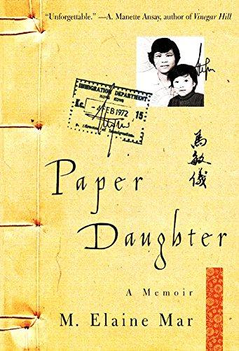 9780060930523: Paper Daughter: A Memoir
