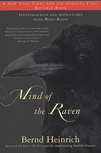 9780060930639: Mind of the Raven