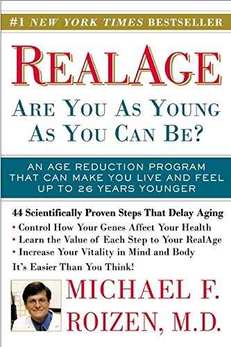 9780060930752: RealAge: Are You as Young as You Can Be?