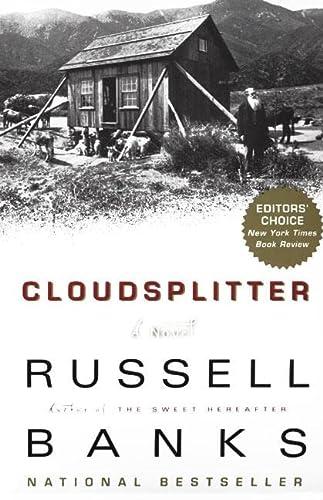 CLOUDSPLITTER.: Banks, Russell.