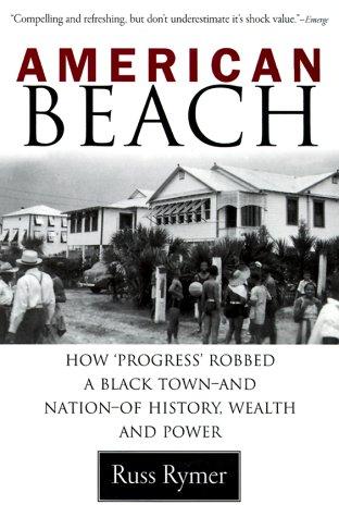 9780060930899: American Beach: How