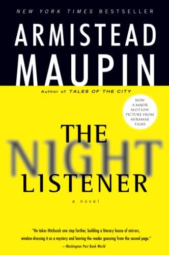 9780060930905: The Night Listener