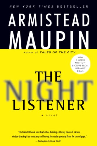 9780060930905: The Night Listener: A Novel