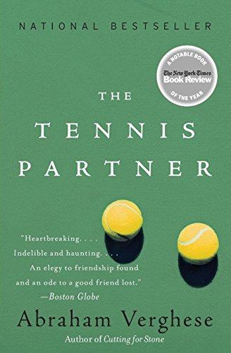 9780060931131: The Tennis Partner