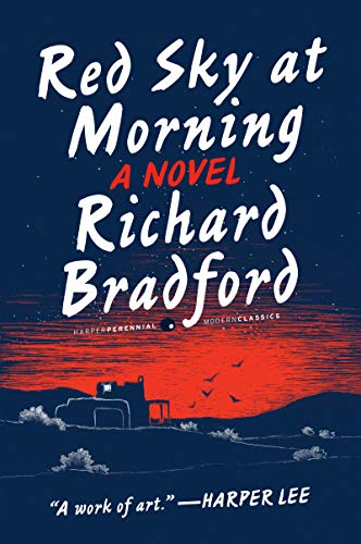 9780060931902: Red Sky at Morning: A Novel (Perennial Classics)