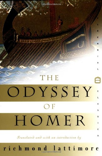 9780060931957: The Odyssey of Homer