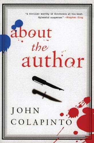 9780060932176: About the Author: A Novel