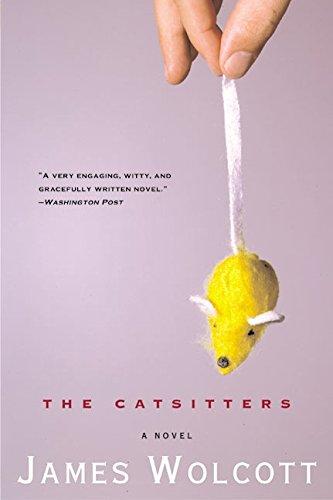 9780060932183: The Catsitters