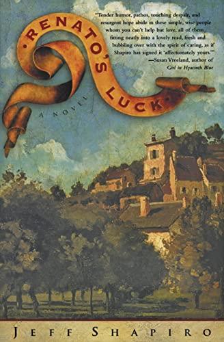 9780060932190: Renato's Luck: A Novel