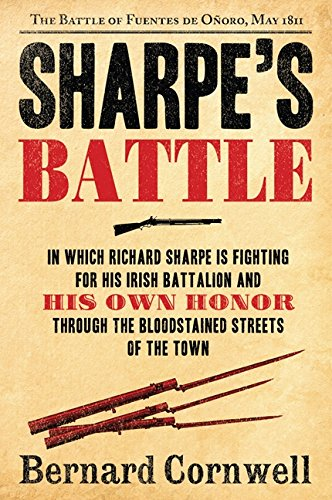 9780060932282: Sharpe's Battle: Richard Sharpe and the Battle of Fuentes de Onoro, May 1811
