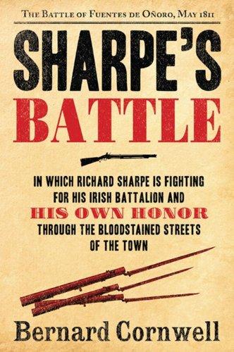9780060932282: Sharpe's Battle: Spain 1811 (Sharpe's Adventures)