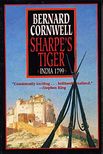 9780060932305: Sharpe's Tiger (Sharpe's Adventures)