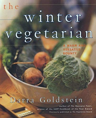 9780060932442: The Winter Vegetarian: Recipes and Refections for the Cold Season