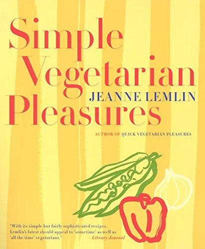 9780060932466: Simple Vegetarian Pleasures