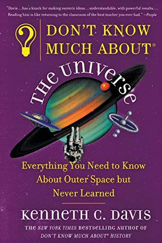 9780060932565: Don't Know Much about the Universe: Everything You Need to Know about Outer Space But Never Learned