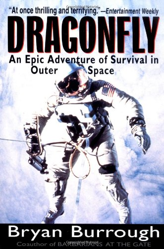 9780060932695: Dragonfly: An Epic Adventure of Survival in Outer Space