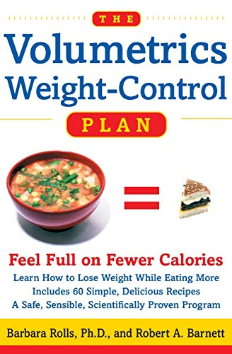 9780060932725: The Volumetrics Weight-Control Plan: Feel Full on Fewer Calories