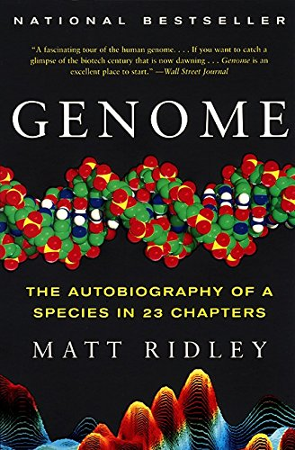 9780060932909: Genome: The Autobiography of a Species in 23 Chapters
