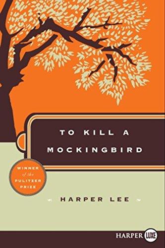 9780060933272: To Kill A Mocking Bird Large Print