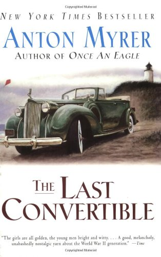 9780060934057: The Last Convertible