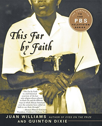 9780060934248: This Far by Faith: Stories from the African American Religious Experience