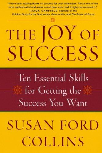 9780060934262: Joy of Success, The
