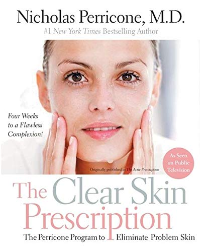 9780060934361: The Clear Skin Prescription: The Perricone Program to Eliminate Problem Skin