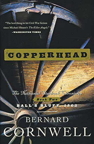 9780060934620: Copperhead: The Nathaniel Starbuck Chronicles: Book Two