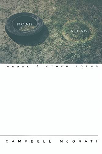 9780060935108: Road Atlas: Prose and Other Poems
