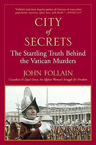 9780060935139: City of Secrets: The Startling Truth Behind the Vatican Murders