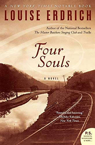 9780060935221: Four Souls: A Novel