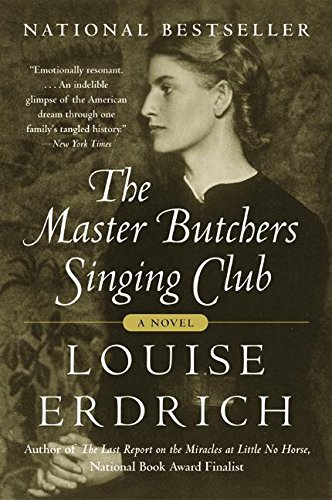 9780060935337: The Master Butchers Singing Club: A Novel