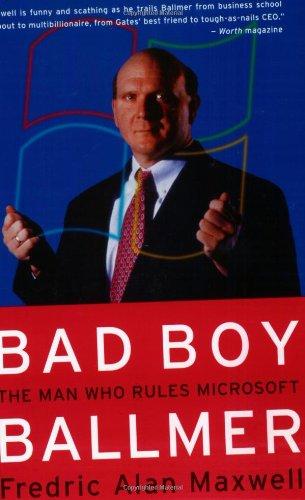 9780060935412: Bad Boy Ballmer