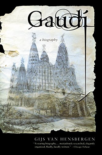 9780060935634: Gaudi: A Biography
