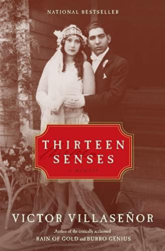 9780060935672: Thirteen Senses: A Memoir